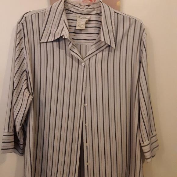 Fred David Tops - Stylish, stylish lightweight blouse!